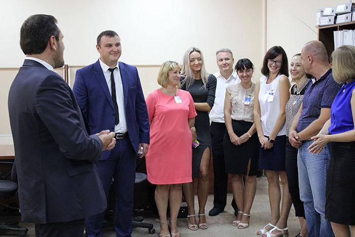 В Госкомрегистре проведена плановая кадровая ротация – Александр Спиридонов