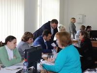 В рамках Общерегионального дня приема граждан в Госкомрегистр обратилось 39 крымчан